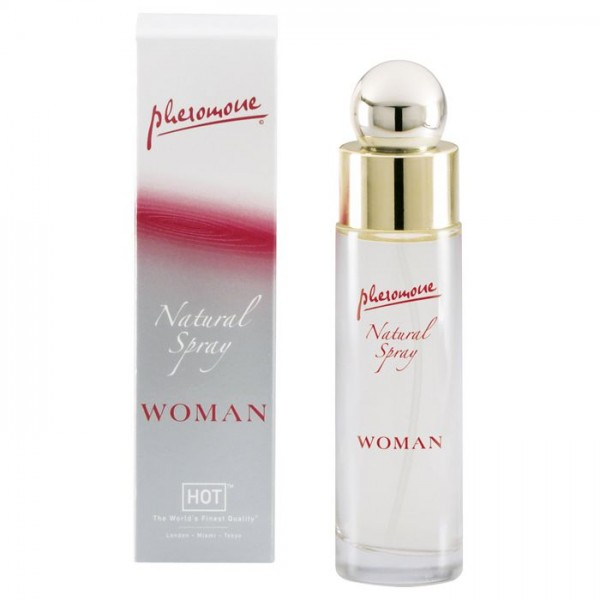 HOT WOMAN PHEROMONE NATURAL SPRAY 45ML