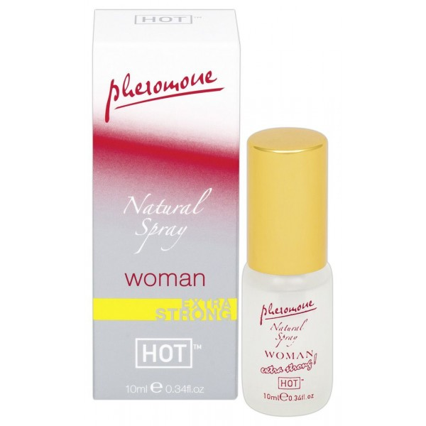 HOT WOMAN PHEROMONE NATURAL SPRAY 10ML