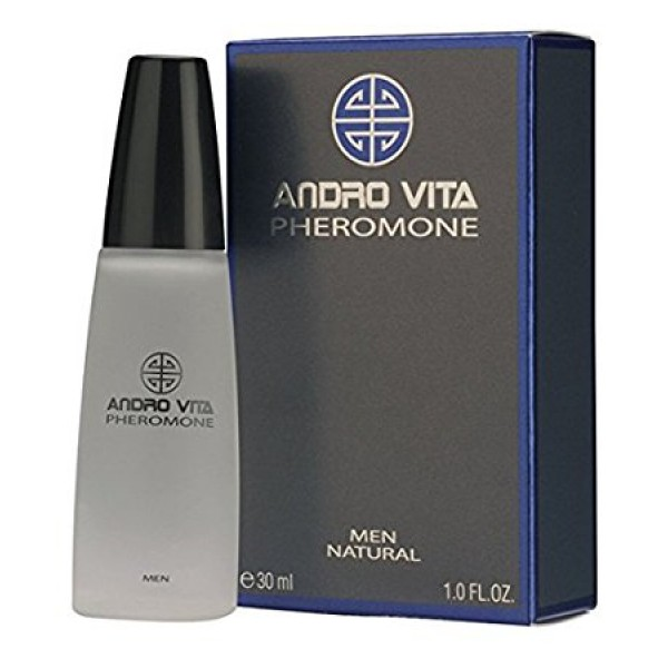 ANDROVITA PHEROMONE MEN NATURAL 30ML