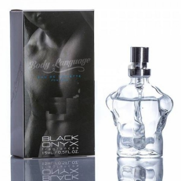 BLACK ONYX BODY LANGUAGE MEN 15ML